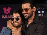 John Abraham sees future superstar in Shakti Kapoor's son