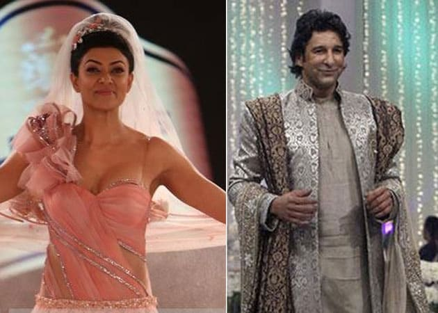 Sushmita Sen And Wasim Akram Have Asked People To Respect Their Privacy
