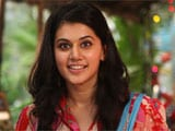 Taapsee: Shooting Chashme Baddoor was like a picnic