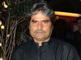 Vishal Bhardwaj dismisses competition in singing