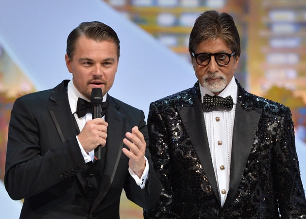 Amitabh Bachchan is a magnificent actor, perfect gentleman: Leonardo DiCaprio