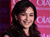 Madhuri Dixit: Being with my children de-stresses me