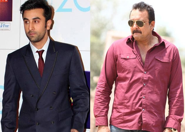 Ranbir Kapoor: Sanjay Dutt is a strong man