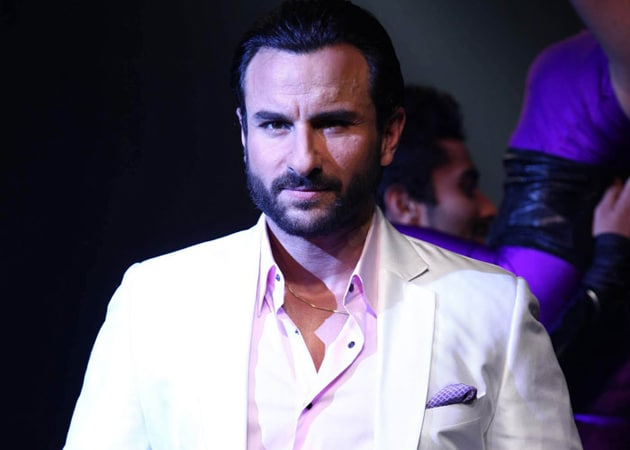Saif Ali Khan Gets Chaalu, and Not For the First Time