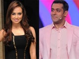 Salman Khan shows support to Sana Khan