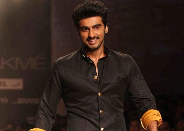 Arjun Kapoor: 2 States character a lot like me - NDTV Movies
