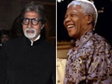 Amitabh Bachchan: A man like Nelson Mandela is very rare