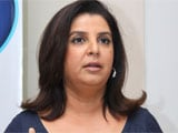 Farah Khan returns home from hospital, relieved