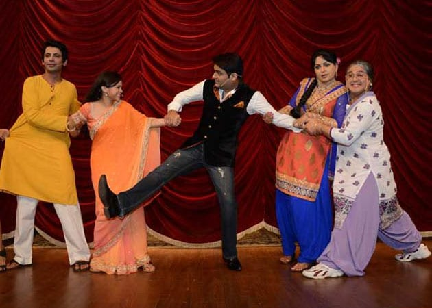 Stage fear makes me perform better, says comedian Kapil Sharma