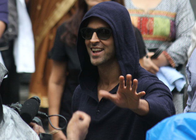 Hrithik Discharged