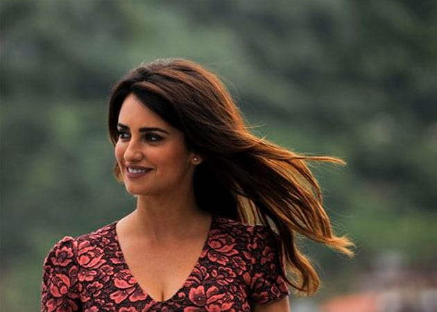 Latest Actress Penelop... Penelope Cruz Movies