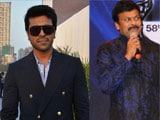 Chiranjeevi: Happy to see son Ram Charan Teja take my place in Telugu cinema