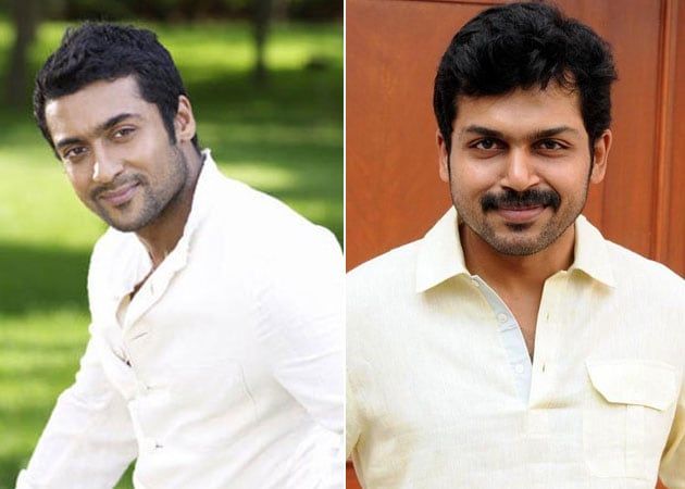 Suriya, Karthi donate Rs 10 lakh for Uttarakhand victims
