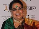 Usha Uthup to make Bengali film debut