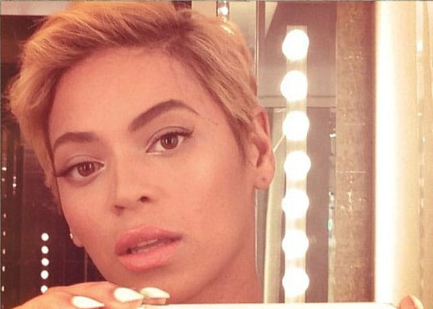 Beyonce Knowles not confident about new pixie cut look