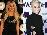 Miley Cyrus: Britney Spears understands me