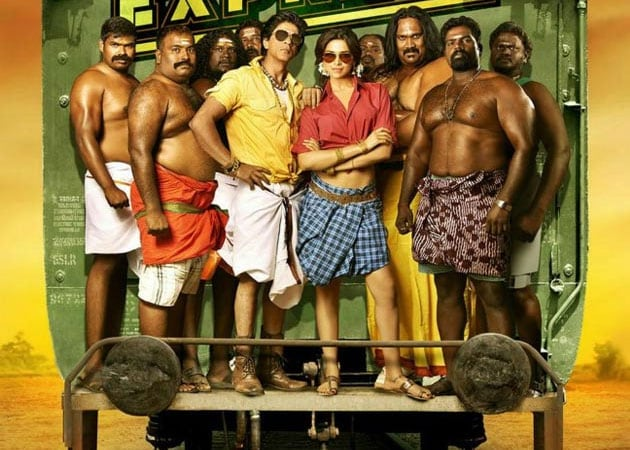 Chennai Express chugs off to great start on opening day