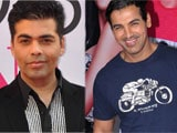 Karan Johar: John Abraham emerges as new-age producer