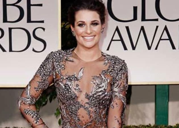 Lea Michele returns to Glee after Cory Monteith's death