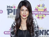 Priyanka Chopra: Not every girl child is as lucky as me