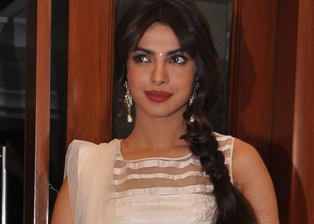 Priyanka is busy promoting her upcoming movie Zanjeer