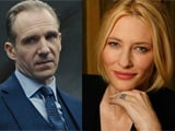 Cate Blanchett, Ralph Fiennes to be honoured at New York Film Festival