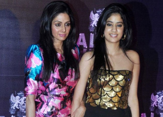 Sridevi celebrates 50th birthday, Sushmita Sen, Shilpa Shetty attend