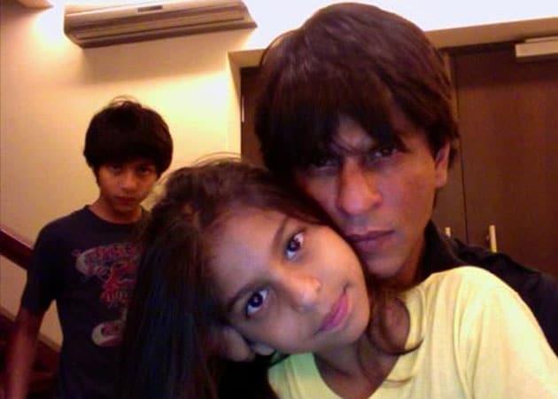 Shah Rukh was last seen in the film Chennai Express