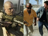 Today's big releases: Elysium, 2 Guns