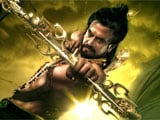 Who is Rajinikanth's lucky mascot?