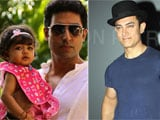 Abhishek Bachchan: Aaradhya got pally with Aamir Khan