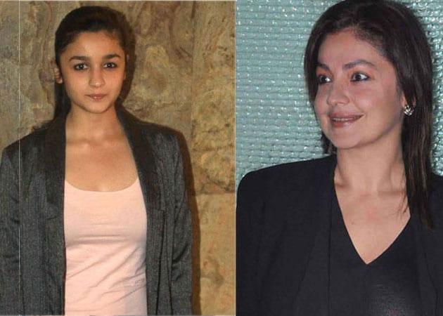 Pooja Bhatt in Sadak Pooja Bhatt is Alia Bhatt 39 s