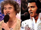 Susan Boyle's ghostly encounter with Elvis Presley