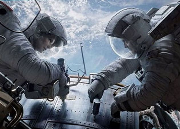 Gravity crosses USD 100 million mark at the box office