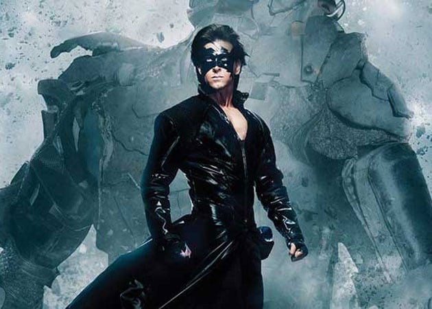 Hrithik Roshan To Launch Krrish 3 Accessories With Sister In