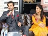Did Ranbir Kapoor snub <i>Besharam</i> co-star Pallavi Sharda?
