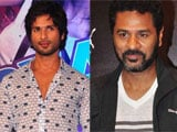 Shahid Kapoor: Prabhu Deva is the masala king of movies