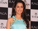 Shraddha Kapoor learns to ride a bike