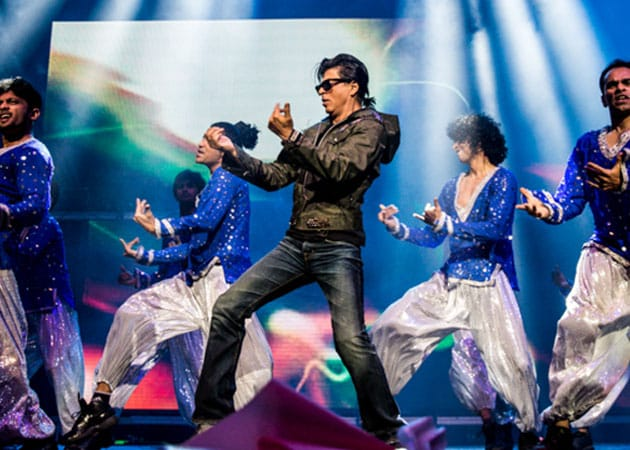 Shah Rukh Khan misses Temptation Reloaded