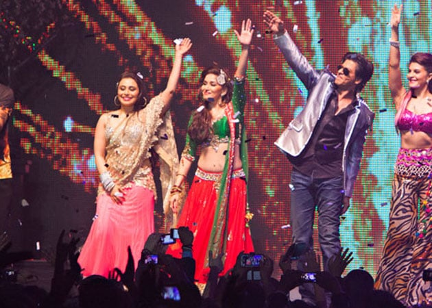 Shah Rukh Khan's Temptation Reloaded returns to Sydney after nine years