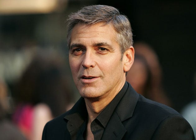 George Clooney will never join Twitter - NDTV Movies
