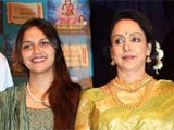 Hema Malini won't reveal details of daughter Ahana's wedding