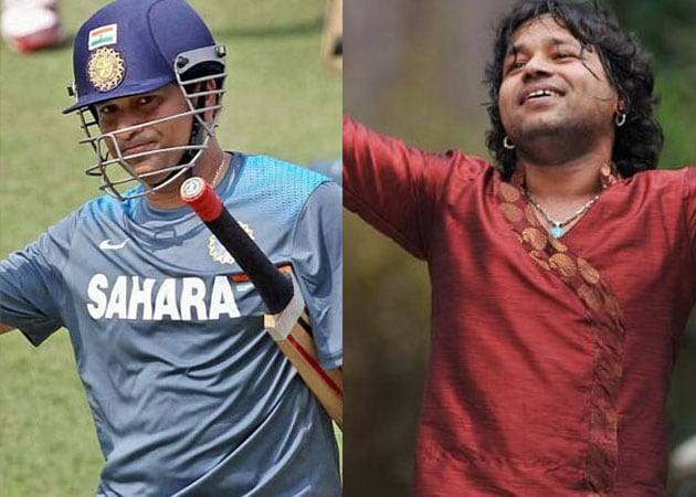 Kailash Kher pays tribute to Sachin Tendulkar in new song