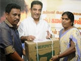 Kamal Haasan celebrates birthday with charity drive