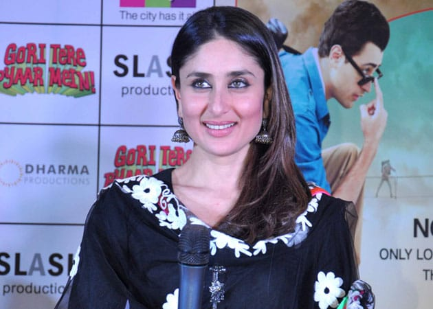 Kareena Kapoor wants to follow in the footsteps of mom-in-law Sharmila Tagore