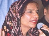 Pakistani singer Reshma dies of cancer