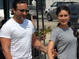 """Kareena Kapoor """"not insecure"""" about Saif's intimate scenes"""