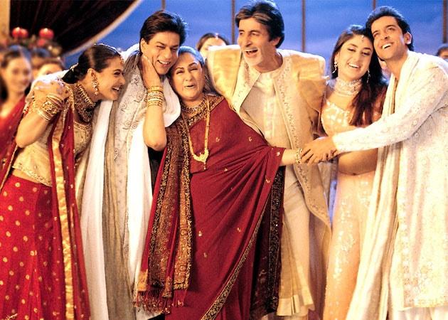 Shah Rukh Khan Karan Johar Get Nostalgic As Kabhi Khushi Kabhie Gham Completes 12 Years