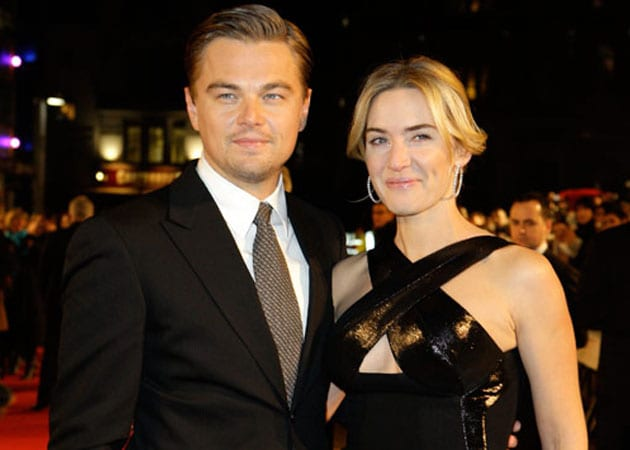 Kate Winslet and leonardo dicaprio movies