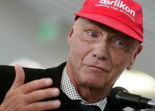 niki lauda racing legend will present at the golden globes ndtv movies. Black Bedroom Furniture Sets. Home Design Ideas